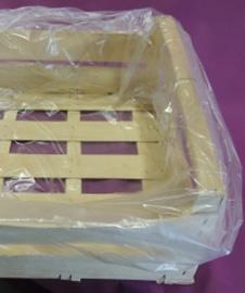 Polybag pour caisse 60 x 40cm