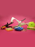 Pinces, agrafes et accessoires