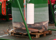 filet palettisation machine